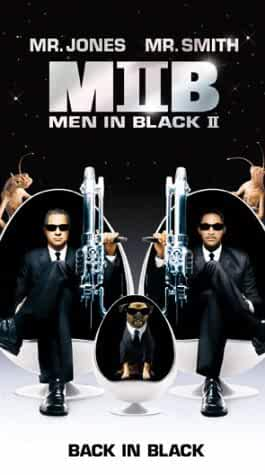 Men in Black 2 (2002) Hindi Dubbed