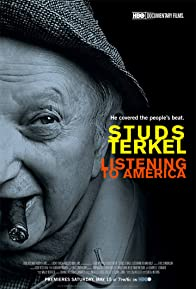 Primary photo for Studs Terkel: Listening to America