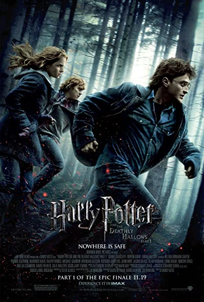 Harry Potter and the Deathly Hallows: Part 1 (2010) BluRay 480p, 720p, 1080p & 4K-2160p