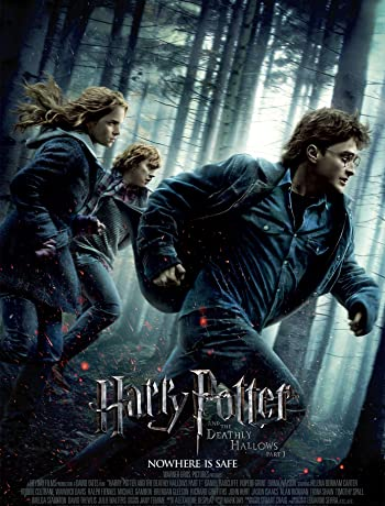 Harry Potter and the Deathly Hallows: Part 1 (2010) 720p