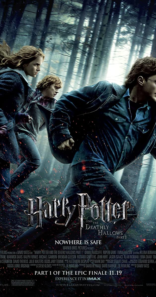 Harry Potter và bảo bối tử thần (P1) - Harry Potter and the Deathly Hallows: Part 1 (2010)