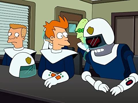 Futurama 8×04 – Ley y Oracle