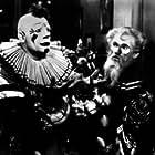 Lon Chaney and Bernard Siegel in Laugh, Clown, Laugh (1928)