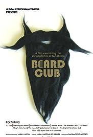 Beard Club Poster