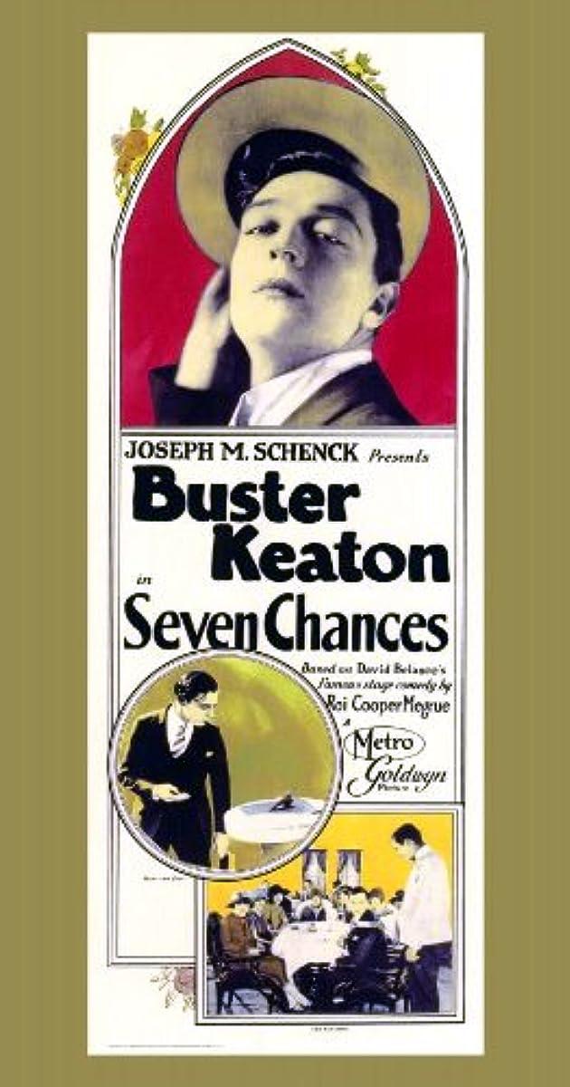 Seven Chances (1925)