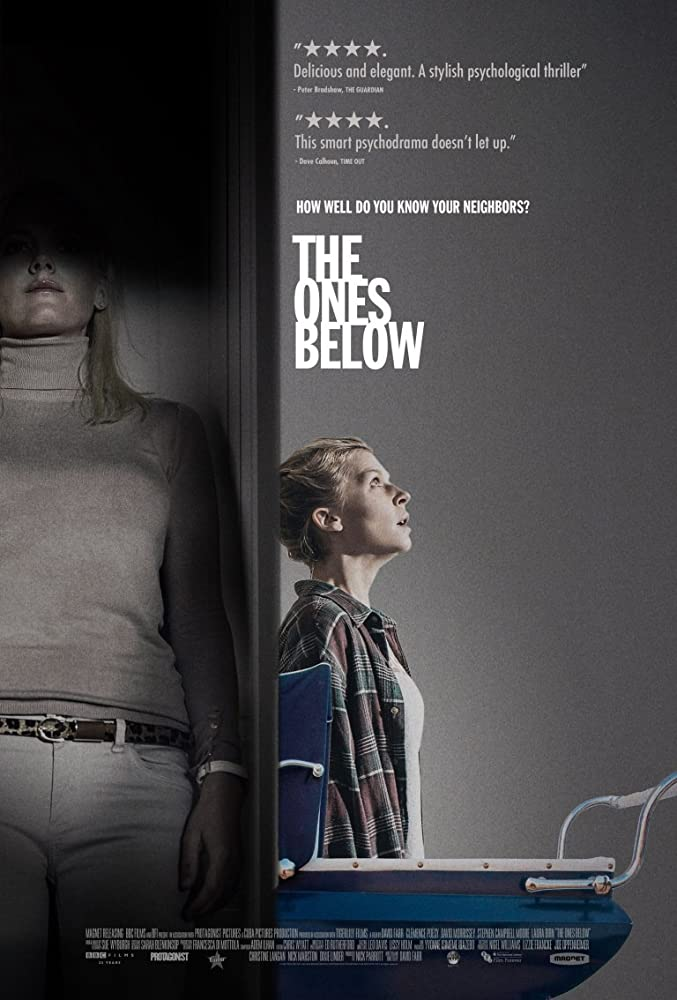 Clémence Poésy and Laura Birn in The Ones Below (2015)