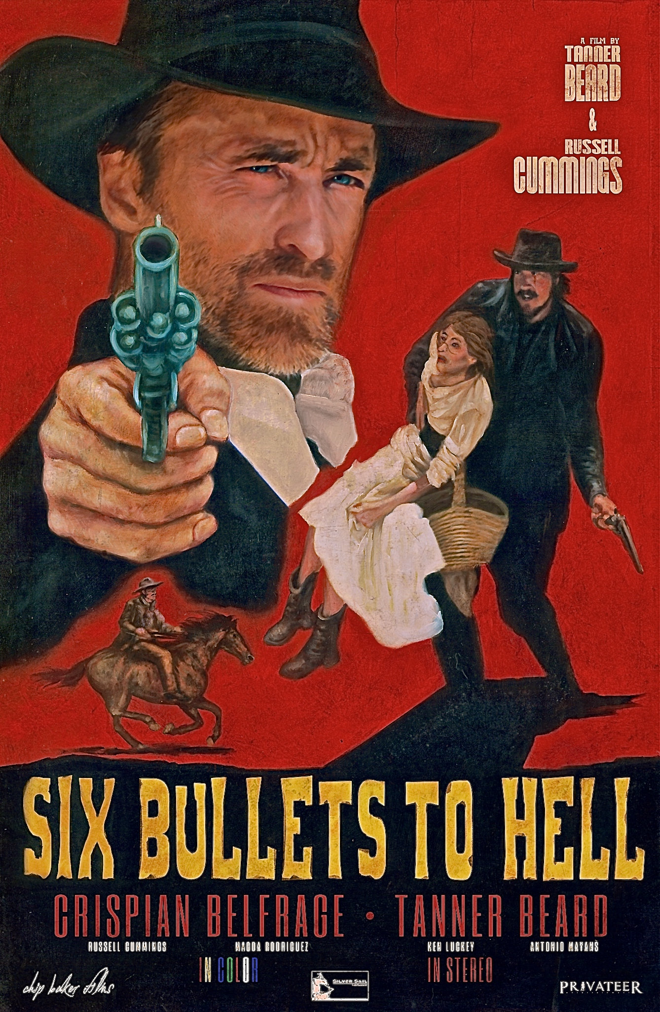 6 Bullets to Hell on FREECABLE TV