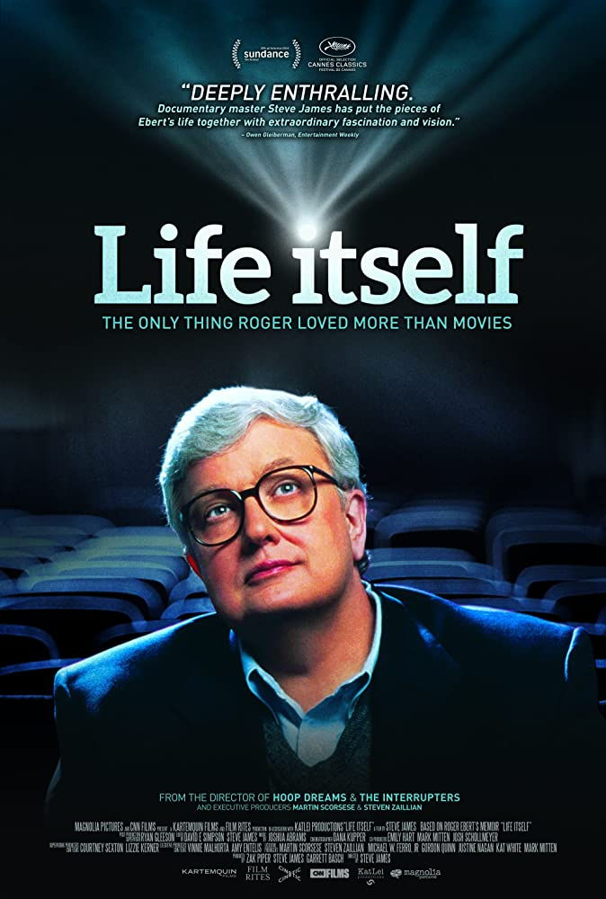 Roger Ebert in Life Itself (2014)