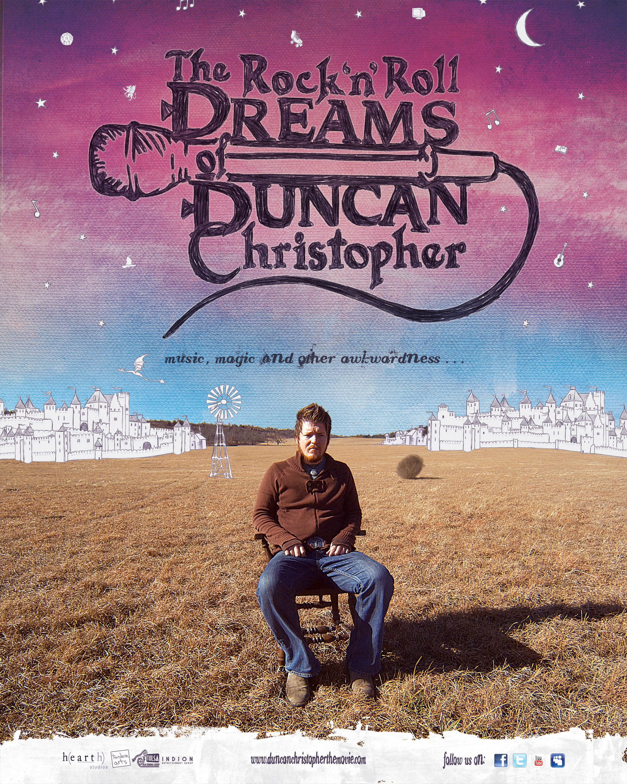 The Rock 'n' Roll Dreams of Duncan Christopher (2010)