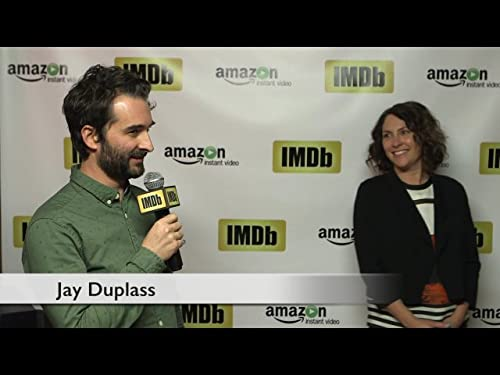 Jeffrey Tambor's IMDb STARmeter Award: Jay Duplass