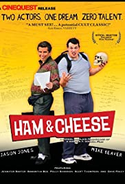 Ham & Cheese Poster