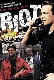 Riot(1997) Poster - Movie Forum, Cast, Reviews