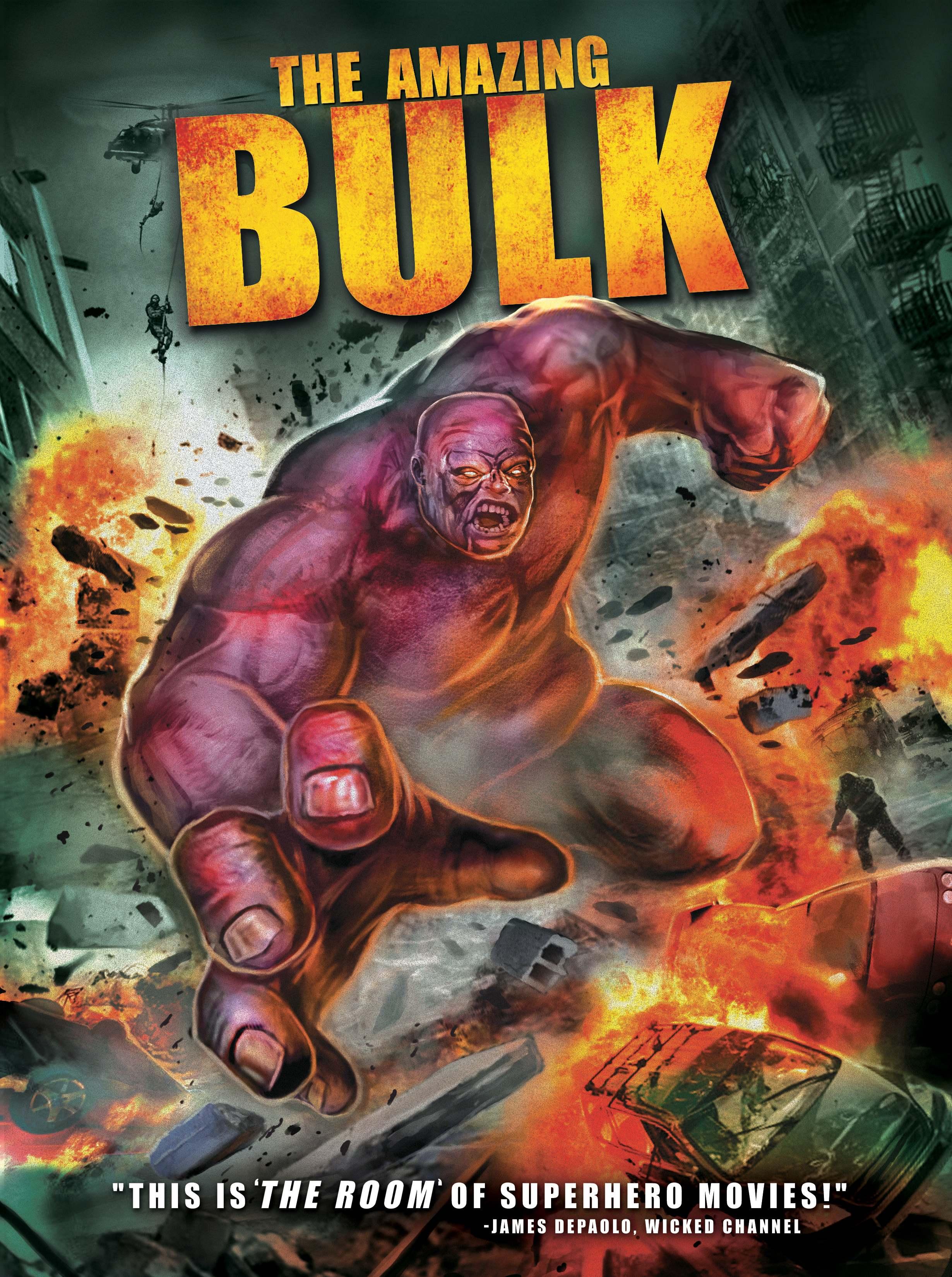 The amazing bulk video 2012 imdb