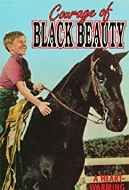 Courage of Black Beauty Poster