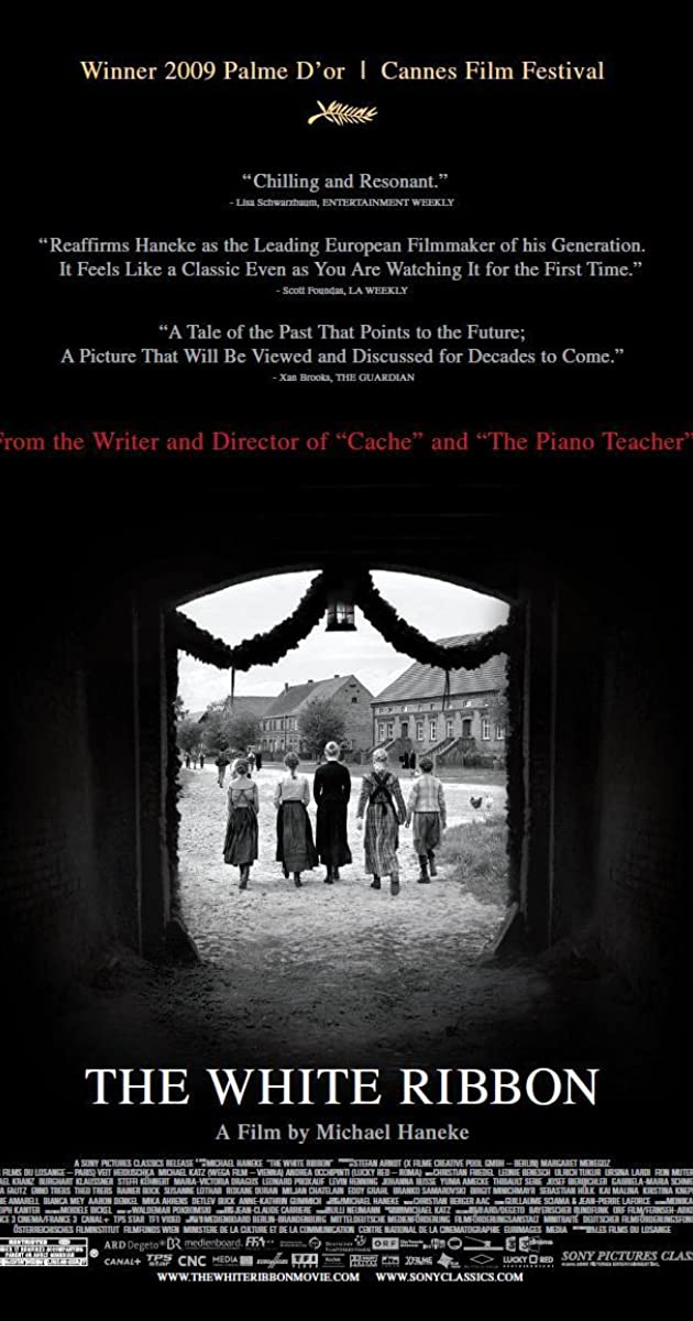 The White Ribbon (2009) - IMDb