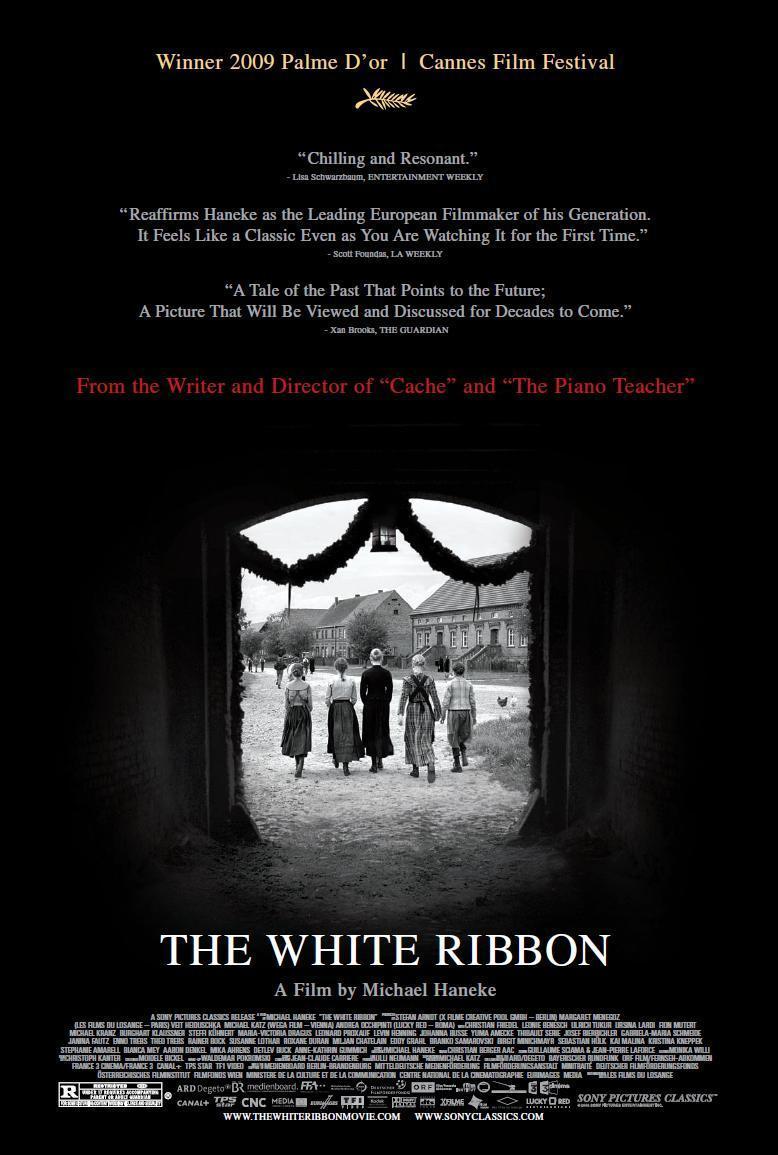 The White Ribbon (2009) BluRay 480p, 720p & 1080p