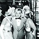 James Cagney, Doris Day, and Virginia Mayo in The West Point Story (1950)