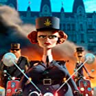 Frances McDormand, Stephen Kearin, Tom McGrath, and Conrad Vernon in Madagascar 3: Europe's Most Wanted (2012)