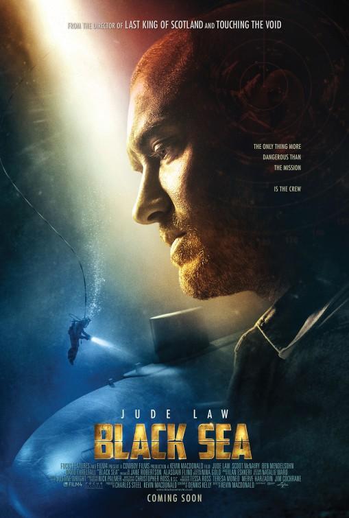 Black Sea (2014) Hindi Dubbed
