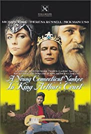 A Young Connecticut Yankee in King Arthur's Court Poster