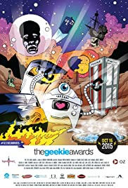The 3rd Annual Geekie Awards Poster
