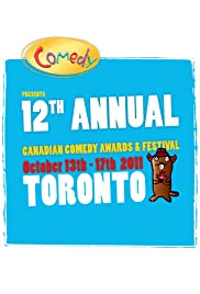 The 12th Annual Canadian Comedy Awards Poster