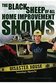 Disaster House Poster