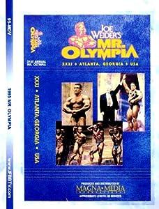 Best downloads movies IFBB Mr. Olympia XXXI [480x854]