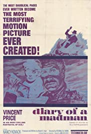Diary of a Madman (1963) Poster - Movie Forum, Cast, Reviews
