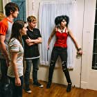 Ben Easter, Lindsay Seidel, Haileigh Todd, and Jordan Farris in Morganville: The Series (2014)