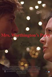Mrs. Worthington's Party Poster