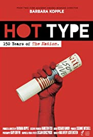 Hot Type: 150 Years Of The Nation Poster