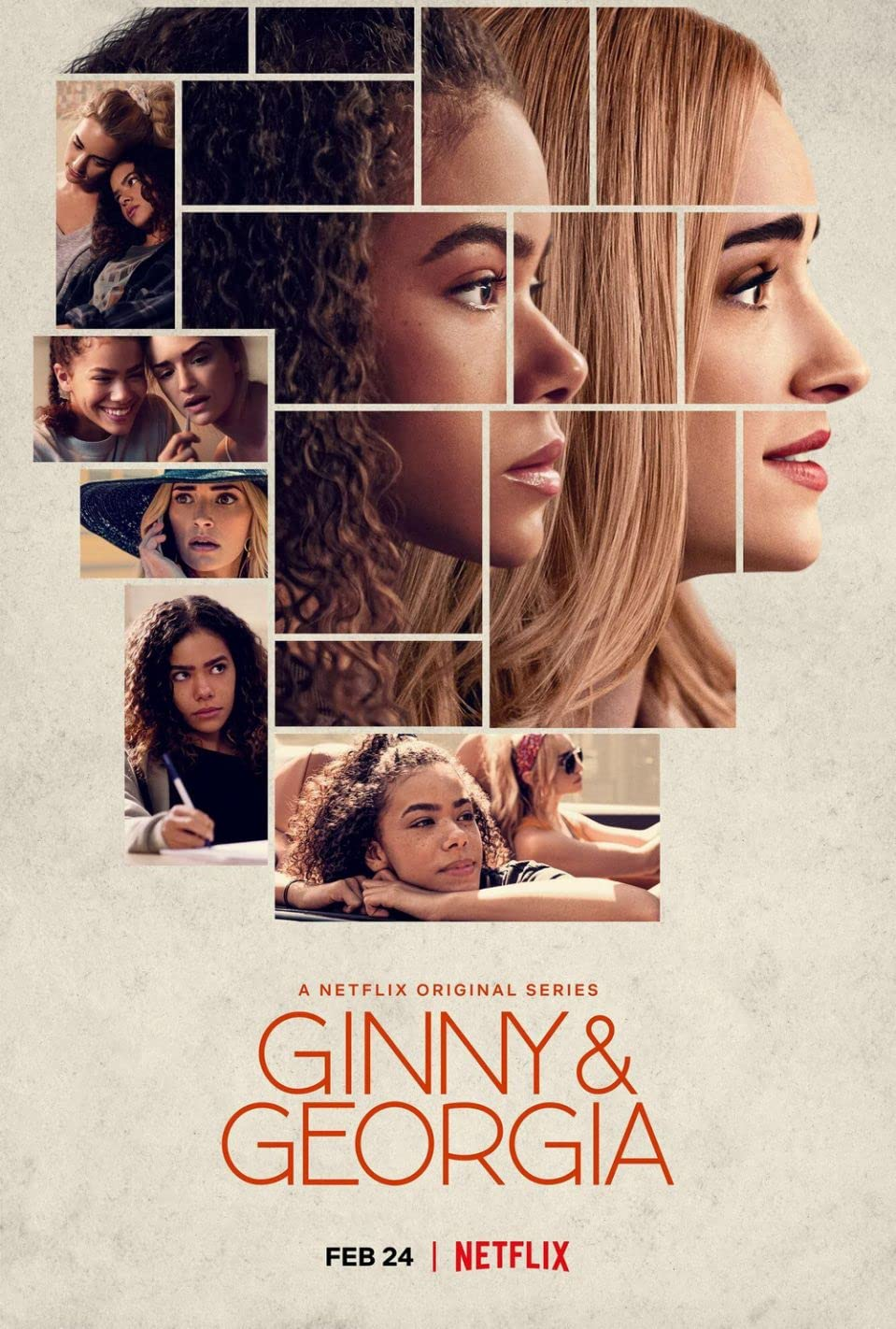 Ginny & Georgia (2021) Hindi S01 Complete NF WEB-DL x264 AAC MSUB