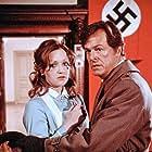 Robert Culp and Doris Kunstmann in Inside Out (1975)