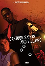Cartoon Saints and Villains Poster