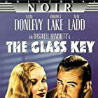 Alan Ladd and Veronica Lake in The Glass Key (1942)