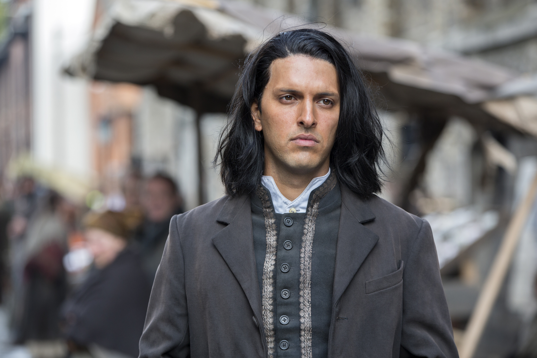 Shazad Latif in Penny Dreadful (2014)