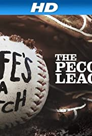 The Pecos League Poster