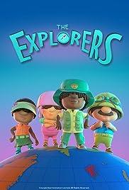 Jungle Beat Explorers Poster