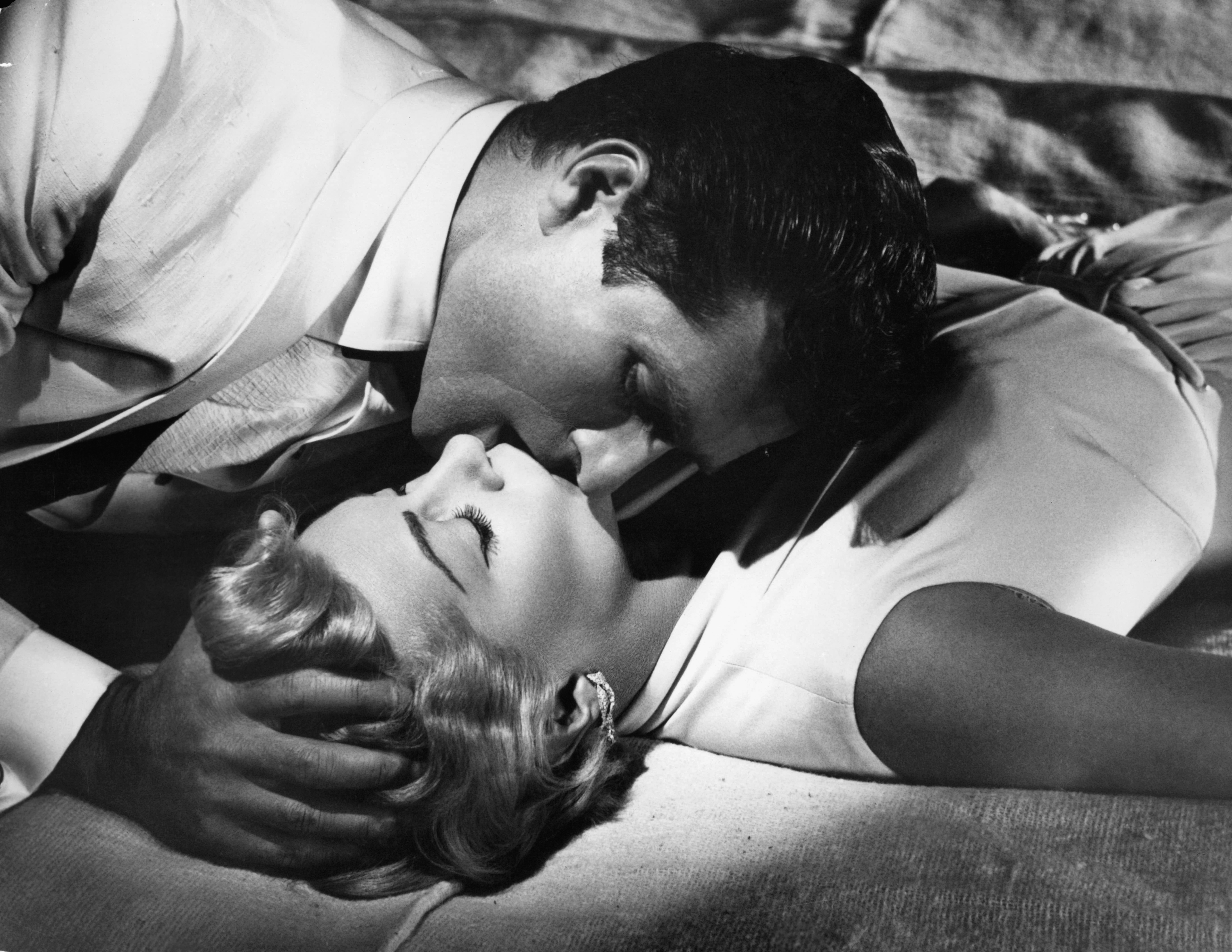 Eleanor Parker and Robert Sterling in Return to Peyton Place (1961)