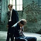 Steve Buscemi and Kirk Baltz in Reservoir Dogs (1992)