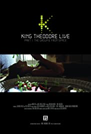 King Theodore Live Poster