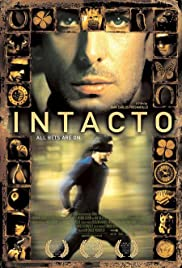 Intacto Poster