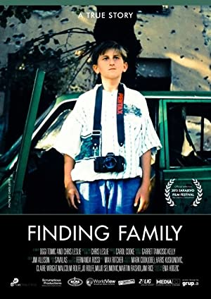 Where to stream Finding Family