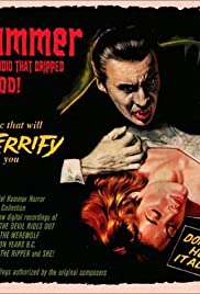 Hammer: The Studio That Dripped Blood! Poster