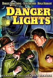 Danger Lights Poster