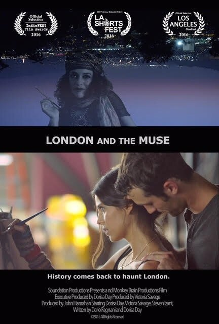 London and the Muse (2015)