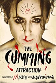 The Cumming Attraction: Backstage at 'Macbeth' with Alan Cumming Poster