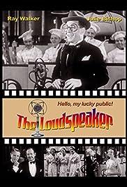 The Loudspeaker Poster