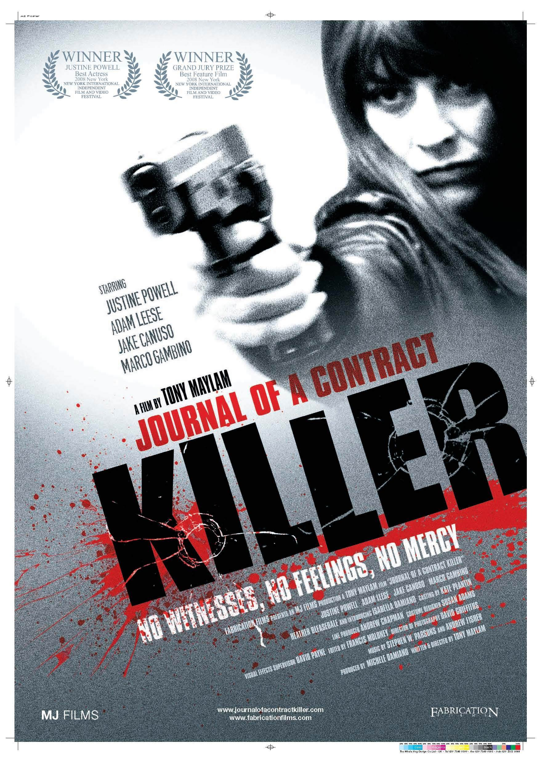 Journal of a Contract Killer (2008) - IMDb